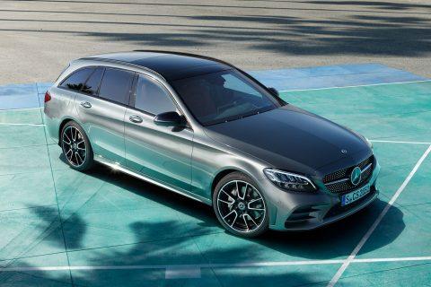 Mercedes-Benz C-Klasse bij Van Mossel Voorraad