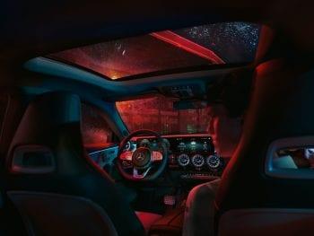 Mercedes-Benz CLA Coupé CLA 250 e Coupé Business Solution Limited AMG (getoonde beeld kan afwijken van werkelijkheid) bij Van Mossel Voorraad
