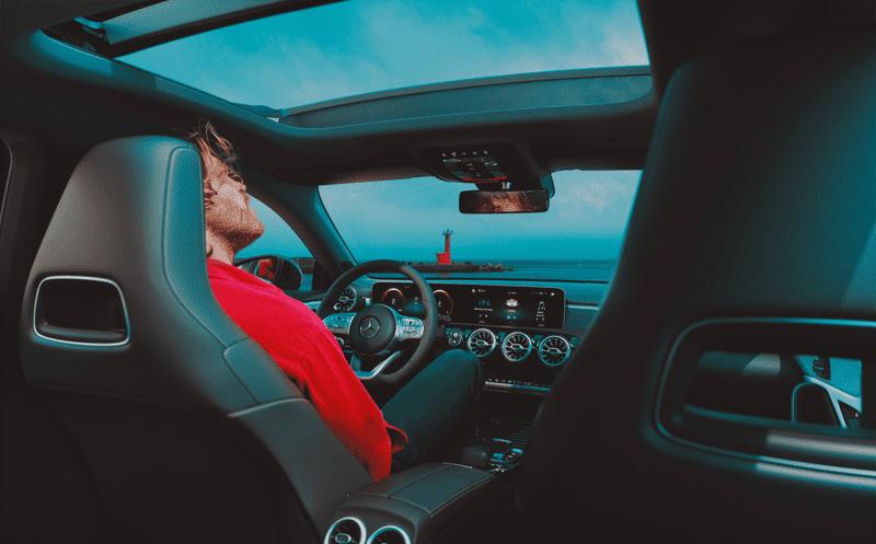 Mercedes-Benz CLA Shooting Brake CLA Shooting Brake 180 / Advantage / Style  (getoonde beeld kan afwijken van werkelijkheid) bij Van Mossel Voorraad