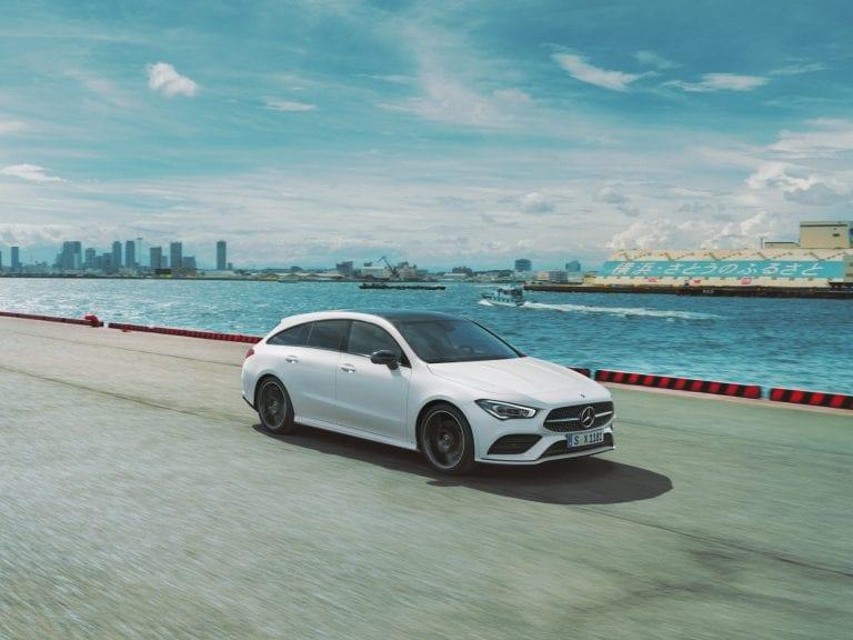 Mercedes-Benz CLA Shooting Brake CLA Shooting Brake 180 / Advantage / Style  (getoonde beeld kan afwijken van werkelijkheid)