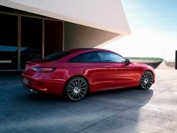 Mercedes-Benz E-Klasse Coupé E350 AMG/Premium Plus  (getoonde beeld kan afwijken van werkelijkheid) bij Van Mossel Voorraad