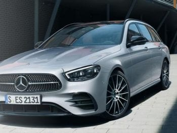 Mercedes-Benz E-Klasse E 200 d Estate Business Solution AMG (getoonde beeld kan afwijken van werkelijkheid) bij Van Mossel Voorraad