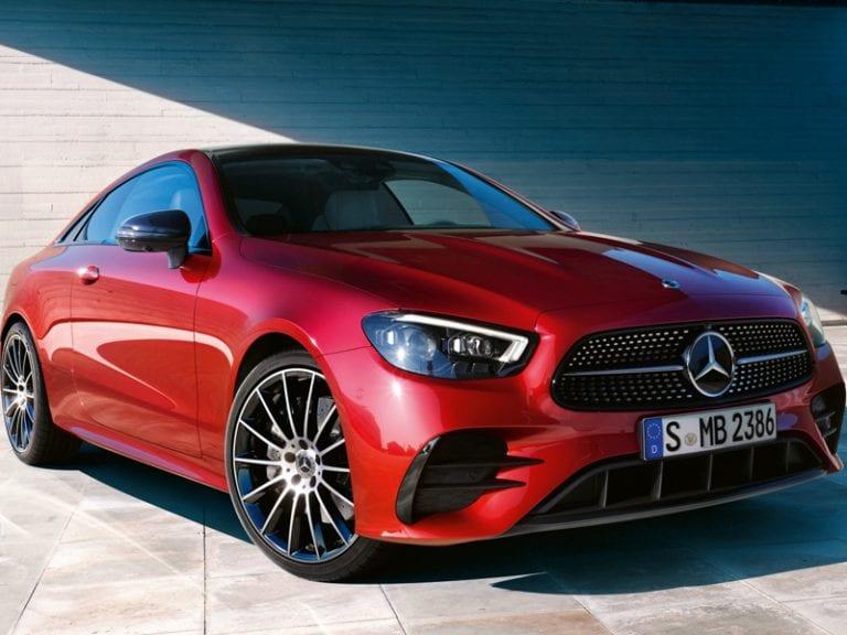 Mercedes-Benz E-Klasse Coupé E350 AMG/Premium Plus  (getoonde beeld kan afwijken van werkelijkheid)