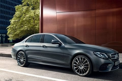 Mercedes-Benz E-Klasse bij Van Mossel Voorraad