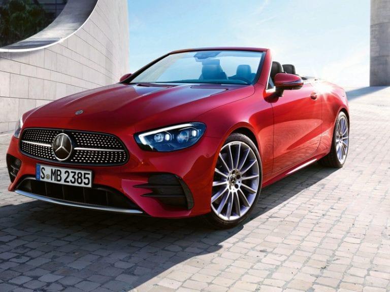 Mercedes-Benz E-Klasse Cabrio E200 /Facelift / AMG Line / Premium Plus / Head-Up Display (getoonde beeld kan afwijken van werkelijkheid)