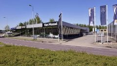 Van Mossel Rotterdam (Charlois)