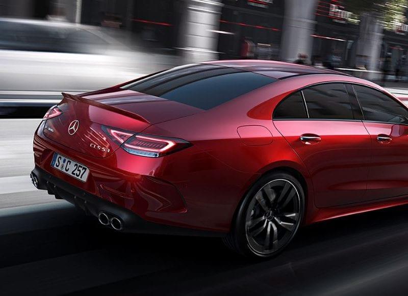 Mercedes-Benz CLS CLS 400 d 4MATIC / Premium / AMG-line bij Van Mossel Voorraad