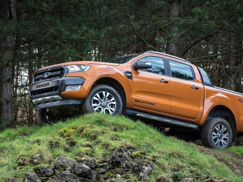 Ford Ranger Wildtrak 3.2 200pk 4x4 automaat bij Van Mossel Voorraad