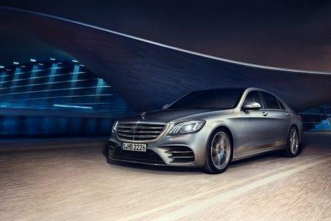 Mercedes-Benz S-Klasse bij Van Mossel Voorraad