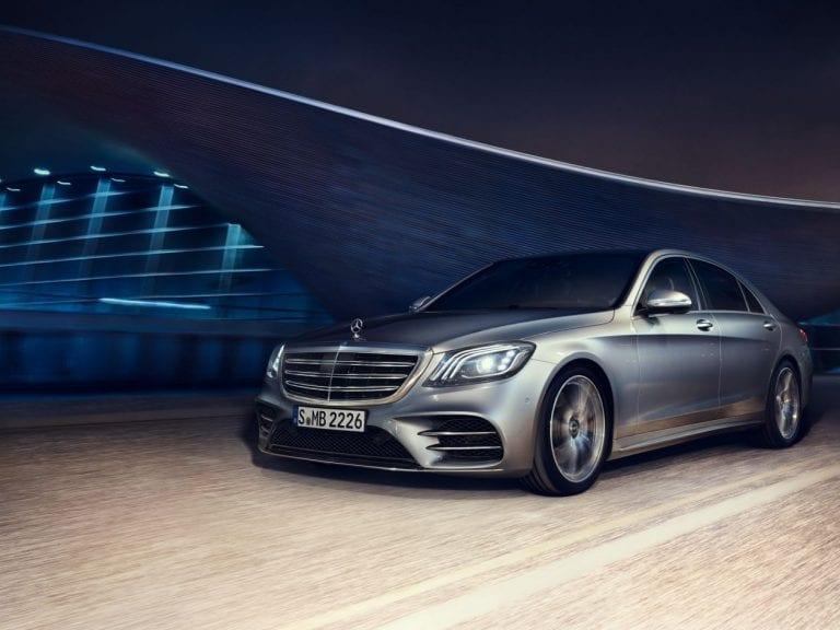 Mercedes-Benz S-Klasse S400 d 4MATIC Lang | Premium Plus | AMG-Line Plus (getoonde beeld kan afwijken van werkelijkheid)