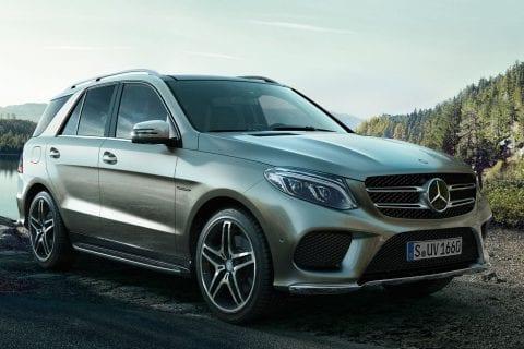 Mercedes-Benz GLE Allrounder bij Van Mossel Voorraad