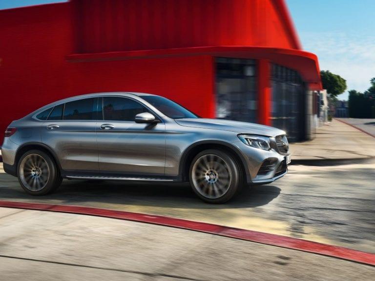 Mercedes-Benz GLC Coupé GLC 250 4MATIC Coupé
