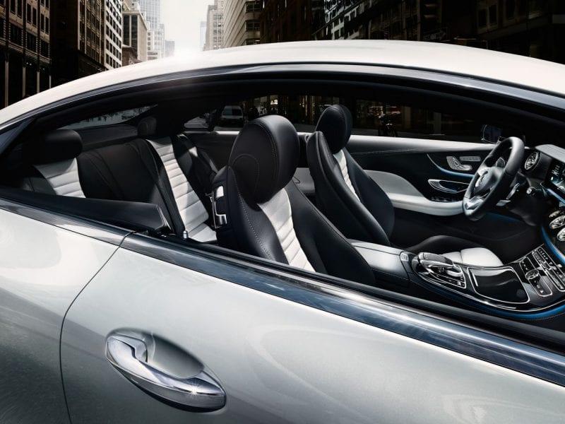Mercedes-Benz E-Klasse E 200 Coupé bij Van Mossel Voorraad