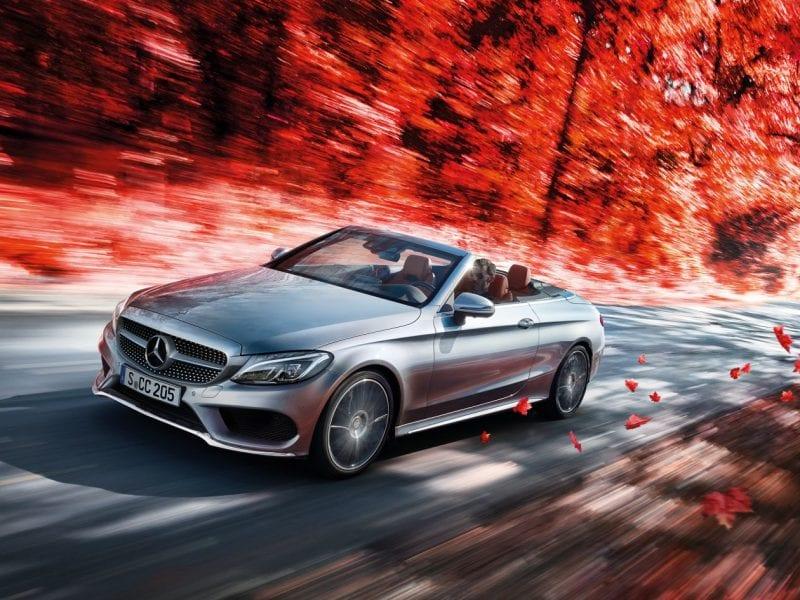 Mercedes-Benz C-Klasse C 200 Cabriolet / Business Solutions / AMG-Line bij Van Mossel Voorraad