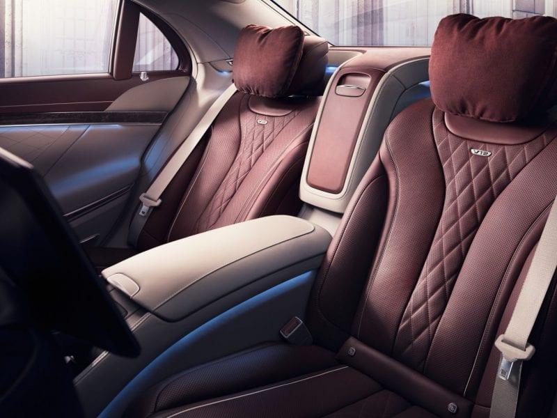 Mercedes-Benz S-Klasse S 400 d 4MATIC Limousine bij Van Mossel Voorraad