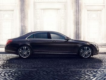 Mercedes-Benz S-Klasse S400 d 4MATIC Lang | Premium Plus | AMG-Line Plus (getoonde beeld kan afwijken van werkelijkheid) bij Van Mossel Voorraad