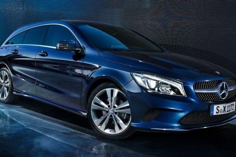 Mercedes-Benz CLA Shooting Brake bij Van Mossel Voorraad