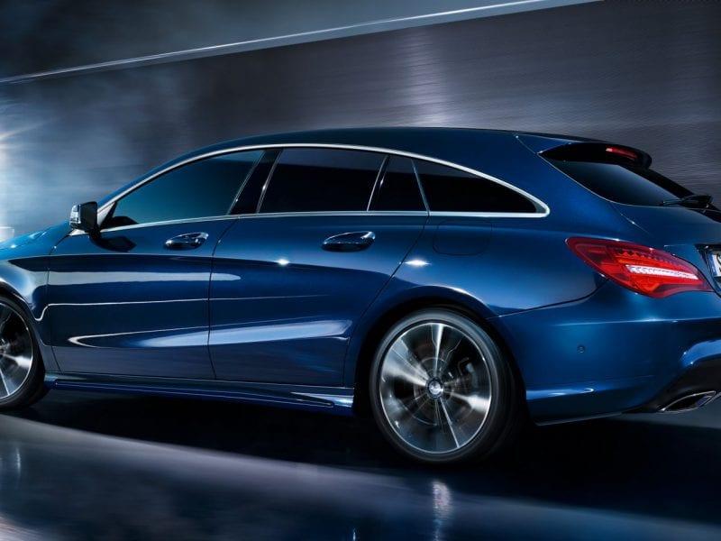 Mercedes-Benz CLA Shooting Brake CLA 180 Shooting Brake bij Van Mossel Voorraad