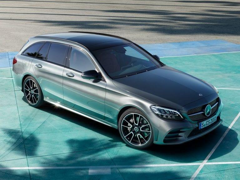 Mercedes-Benz C-Klasse C180d Estate