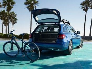 Mercedes-Benz C-Klasse C180 Estate Business Solution (getoonde beeld kan afwijken van werkelijkheid) bij Van Mossel Voorraad