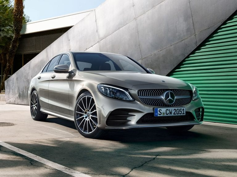 Mercedes-Benz C-Klasse C 180d Business Solution