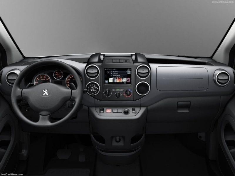 Peugeot Partner Profit+ 75PK bij Van Mossel Voorraad