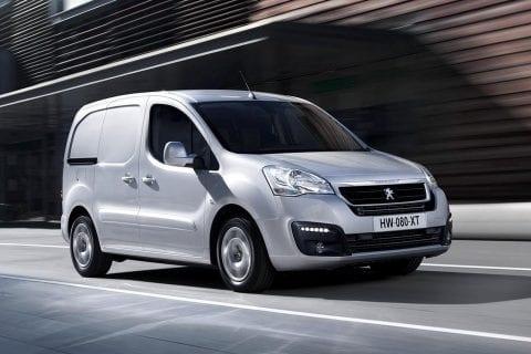 Peugeot Partner Electric bij Van Mossel Voorraad