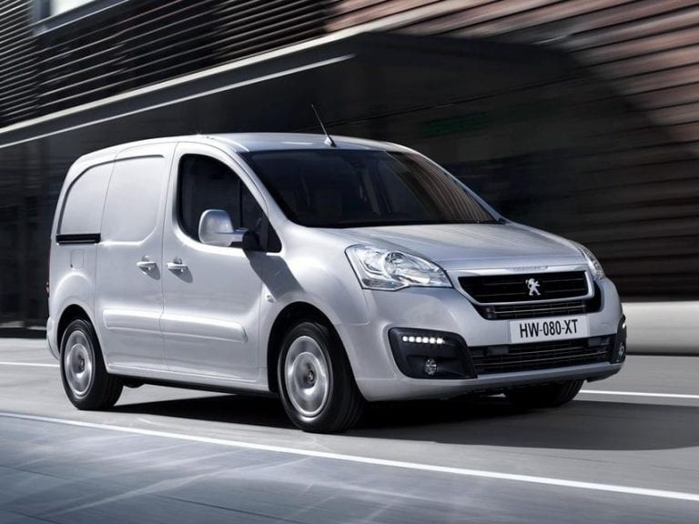 Peugeot Partner Electric Partner Electric