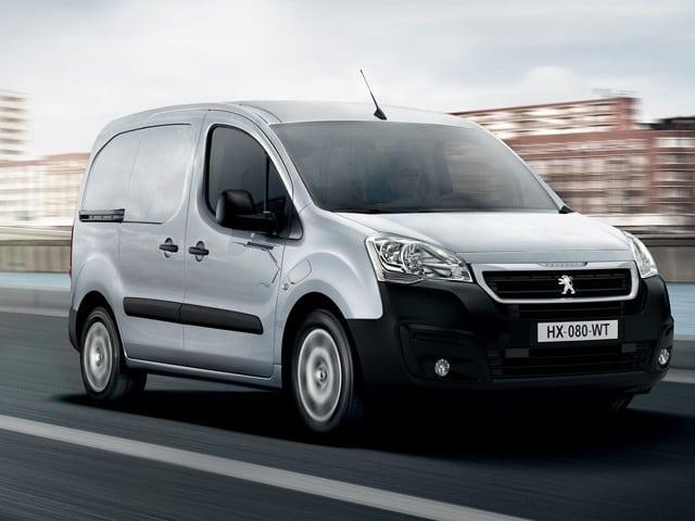 Peugeot Partner Electric Partner Electric bij Van Mossel Voorraad