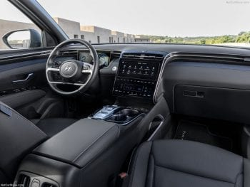 Hyundai Tucson 1.6 T-GDI 48V Comfort bij Van Mossel Voorraad