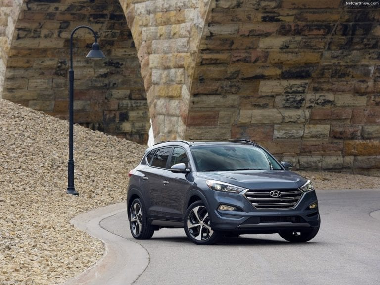 Hyundai Tucson 1.6 GDI Comfort