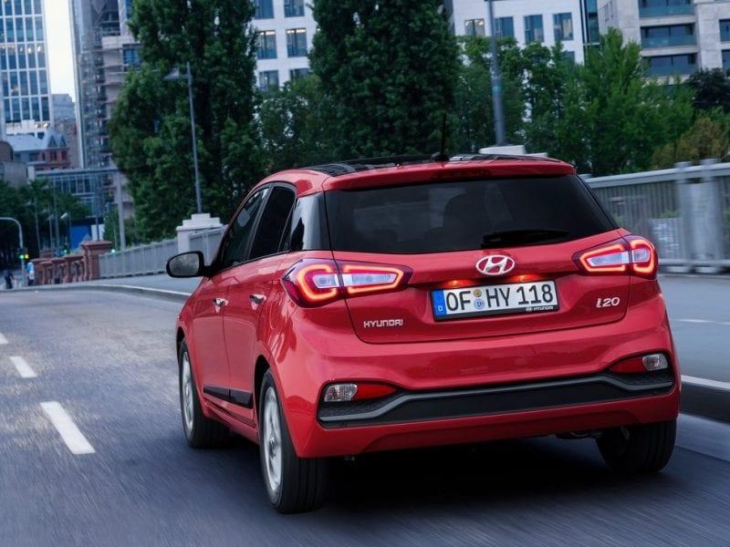 Hyundai i20 Comfort 1.0 100pk bij Van Mossel Voorraad