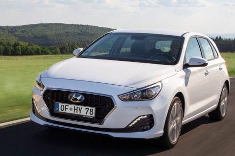 Hyundai i30 bij Van Mossel Voorraad