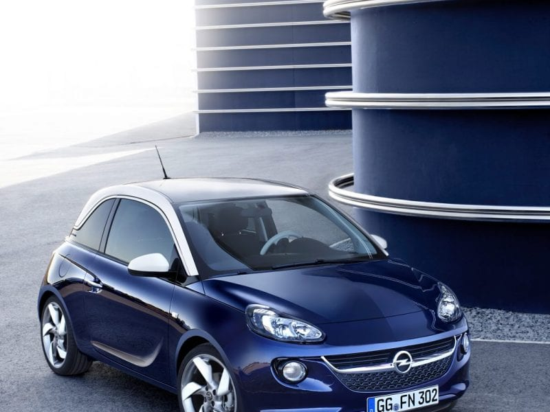 Opel Adam Jam Favourite 1.0T bij Van Mossel Voorraad
