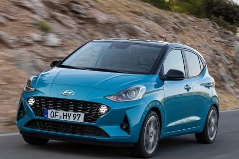 Hyundai i10 - NEW bij Van Mossel Voorraad