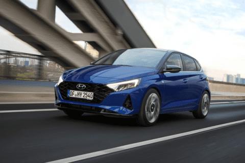 Hyundai i20 bij Van Mossel Voorraad