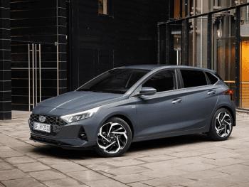 Hyundai i20 1.2 Comfort bij Van Mossel Voorraad