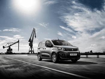 Peugeot Partner Pro BlueHDi 100 650kg bij Van Mossel Voorraad