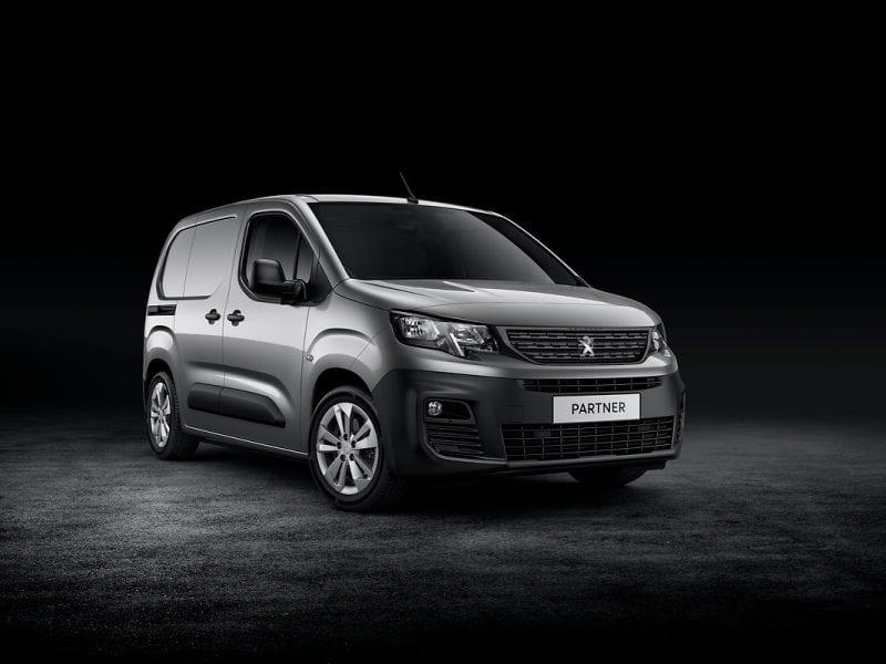 Peugeot Partner Premium BlueHDi 100 650kg bij Van Mossel Voorraad
