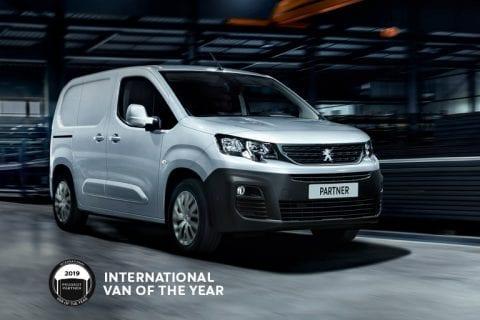 Peugeot Partner bij Van Mossel Voorraad