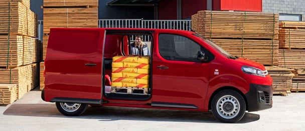 Citroën Jumpy Jumpy Comfort Blue HDI 95 pk Economy bij Van Mossel Voorraad