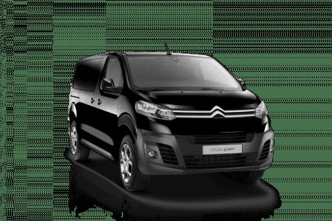 Citroën Jumpy bij Van Mossel Voorraad