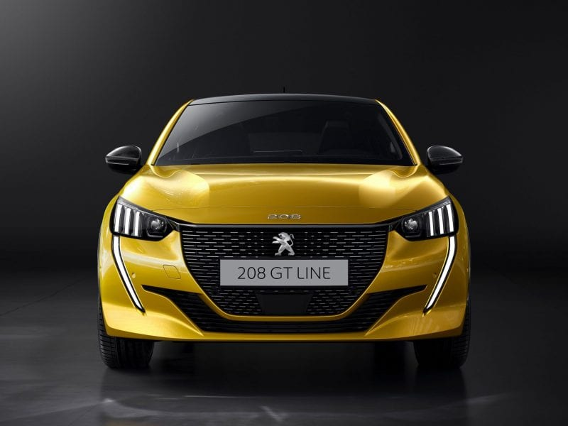 Peugeot 208 - NEW GT-Line 1.2 PureTech 100pk bij Van Mossel Voorraad