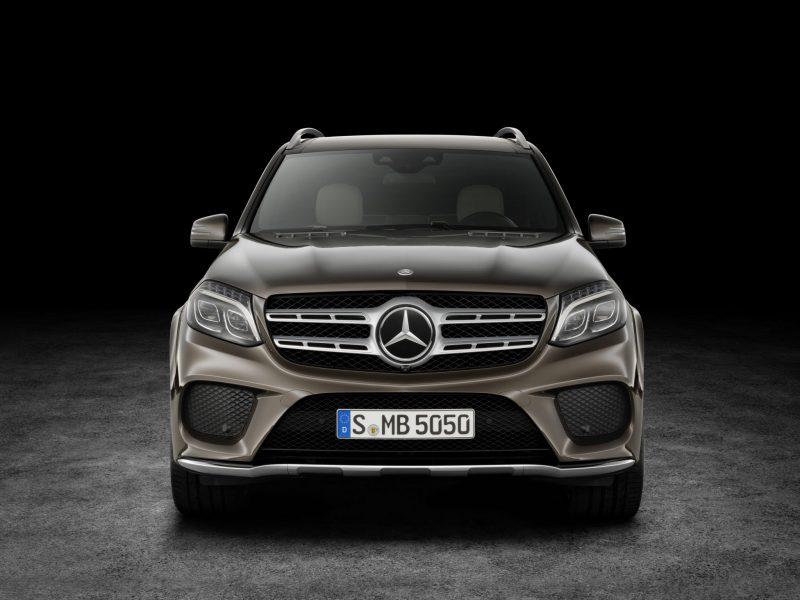 Mercedes-Benz GLS GLS 350 d 4MATIC / AMG / Nightpakket bij Van Mossel Voorraad