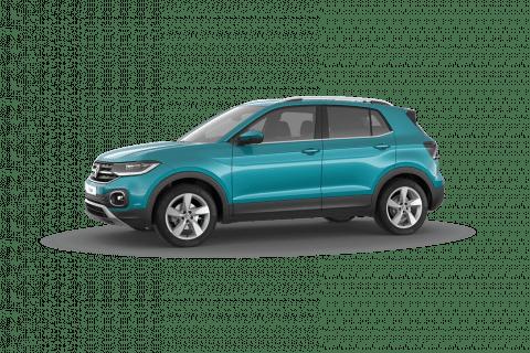 Volkswagen T-Cross bij Van Mossel Voorraad