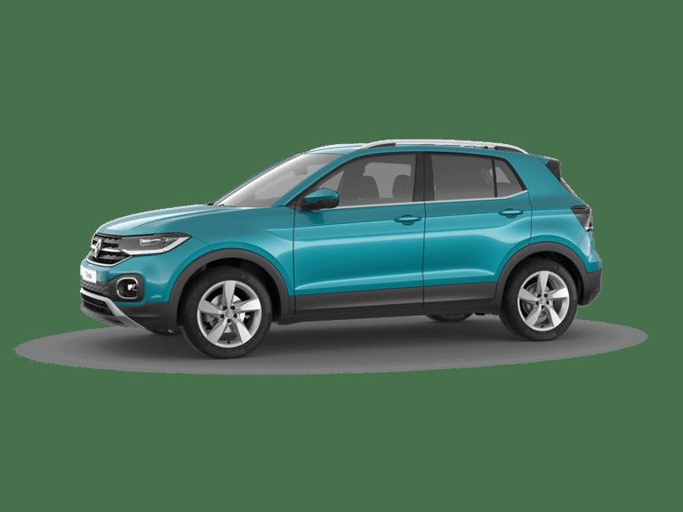 Volkswagen T-Cross Life 1.0 TSI 70kW/95pk