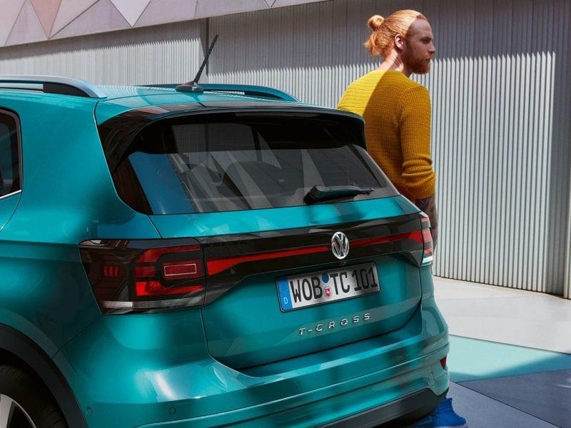 Volkswagen T-Cross Life 1.0 TSI 70kW/95pk bij Van Mossel Voorraad