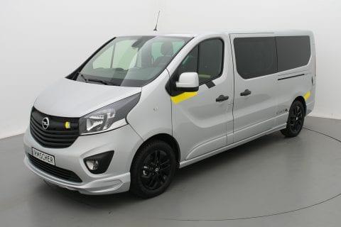 Opel Vivaro Irmscher bij Van Mossel Voorraad
