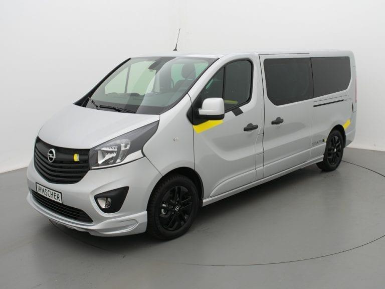 Opel Vivaro Irmscher 1.6 L2H1 CDTI 2.9T Irmscher GT Dubbele cabine