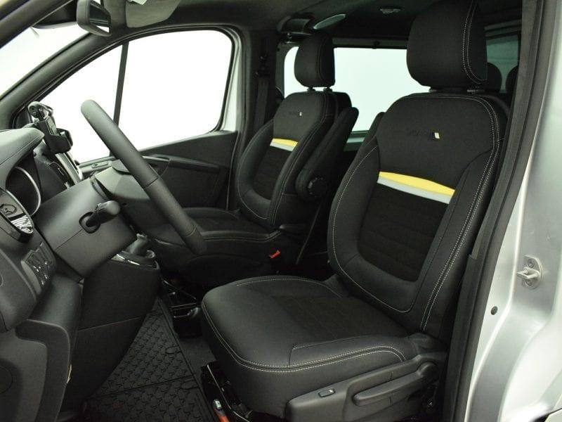 Opel Vivaro Irmscher 1.6 L2H1 CDTI 2.9T Irmscher GT Dubbele cabine bij Van Mossel Voorraad
